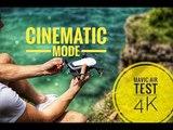 dji mavic air cinematic mode test #2