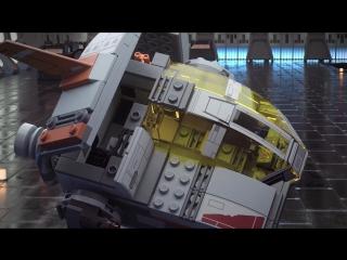 LEGO Star Wars -75176 ТРАНСПОРТНЫЙ КОРАБЛЬ СОПРОТИВЛЕНИЯ