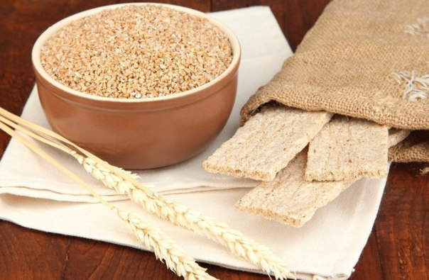 Польза пшеничных отрубей