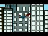 Трейлер мультфильма Грандиозный человек паук