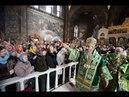 У Вербну неділю Предстоятель очолив святкове богослужіння у Києво-Печерській Лаврі