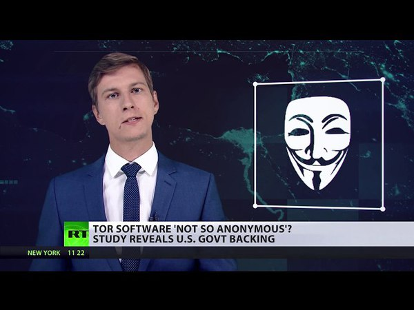 Not so private: Tor funded by US govt study reveals