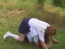Jana n vs Antonia scool girl fight, DWW
