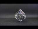 Куб который удерживает равновесие в любом положении