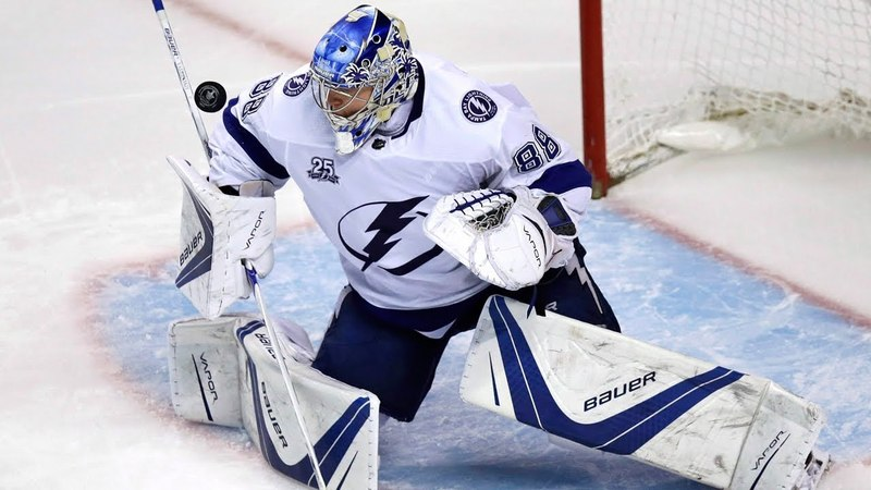 Andrei Vasilevskiys consistency prevails against Capitals in Game 3
