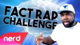 VIDEO GAMES & MUSIC (JT Music's Fact Rap Challenge) | #Nerdout [Prod by Caliber Beats]