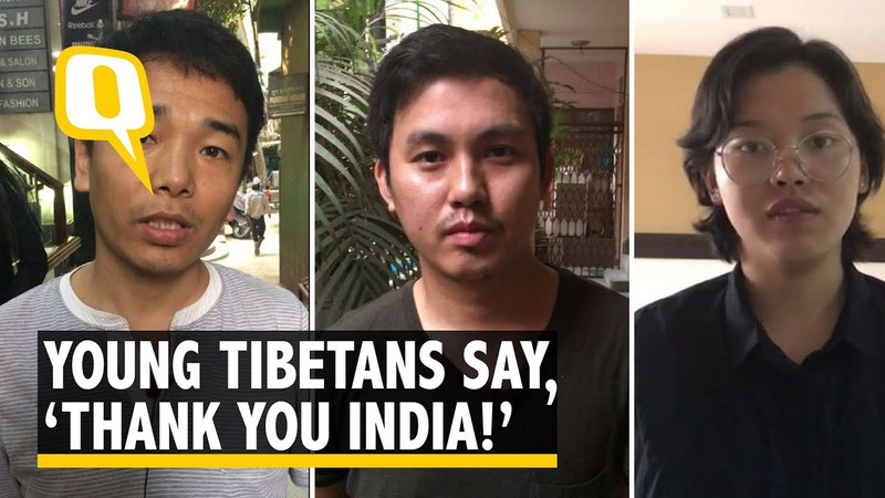 As the Dalai Lama Completes 60 Yrs in Exile, Why Do Tibetans Want to Thank India?