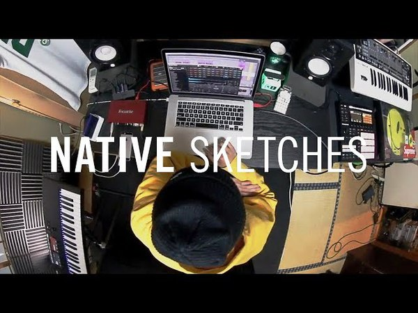 Sketching with EGL Native Instruments