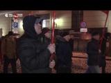 Митинг за русский язык в Латвии