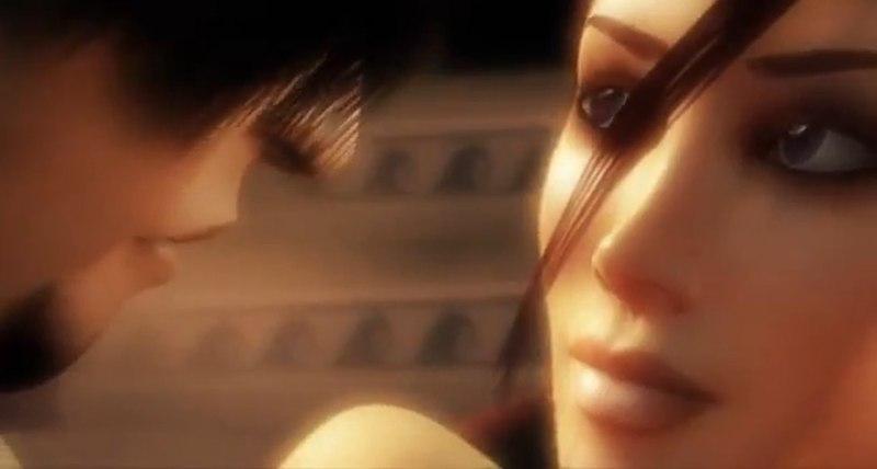 Prince Of Persia Sands Of Time Full Movie All Cutscenes Cinematics к сожалению без перевода