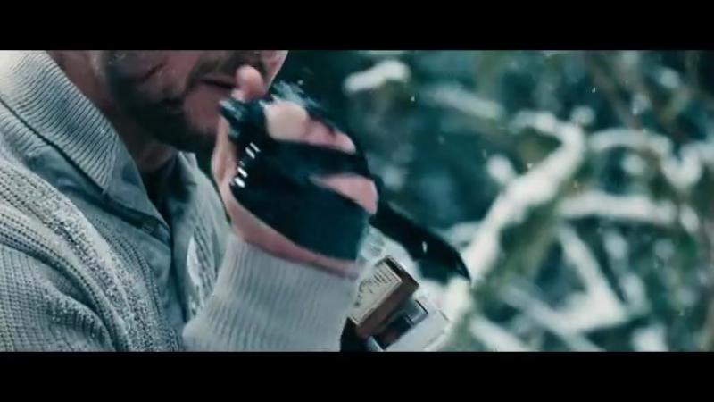 Отрывок из фильма Схватка Один против волка