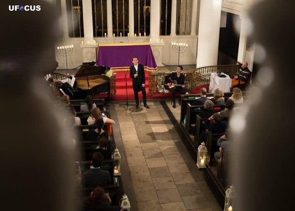 13 марта 2018 г., Песни любви, Grosvenor Chapel, Лондон, Англия KqI8FJgHYUw
