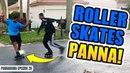 Panna on skates!?   Puma Future Skills   PANNARAMA 28