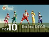 Top 10 Best Team Pose and Roll Call in Super Sentai