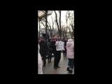 Танцы в Городском Саду
