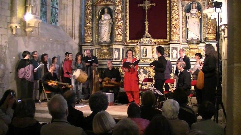 Oni Wytars et les musiciens du Prieuré de Graville - Final des Huitièmes Prieurales