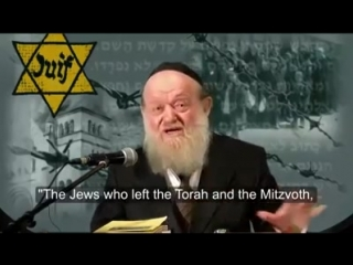 Why did Hitler hate jews؟ Rabbi Yosef Tzvi ben Porat will explain to you
