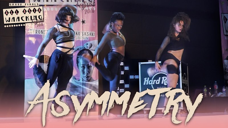 Asymmetry CAN Showcase AAWF 2018 Grand Finals Bali Indonesia by Etoile Dance