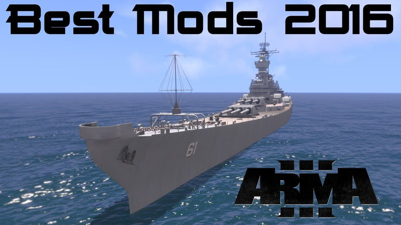 Top 10 Mods for Arma 3 (2016 - Year in Review)
