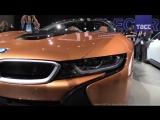 Что показали Mercedes и BMW на автосалоне в Лос-Анджелесе