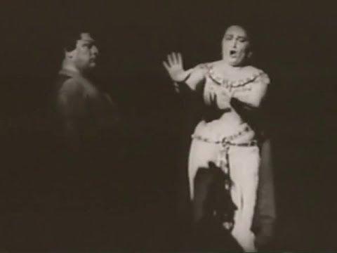 Зураб Анджапаридзе, Ирина Архипова Дуэт Радамеса и Амнерис из оперы Аида