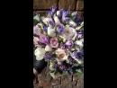 Букет невесты Марины💜