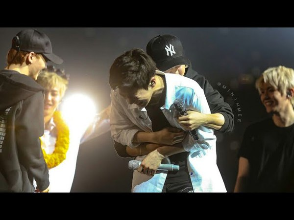 (180316) EXO - An Accident with Suho @ ElyXion in Bangkok