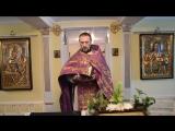 Священник Владимир Смирнов - проповедь 18.03.2018 г.