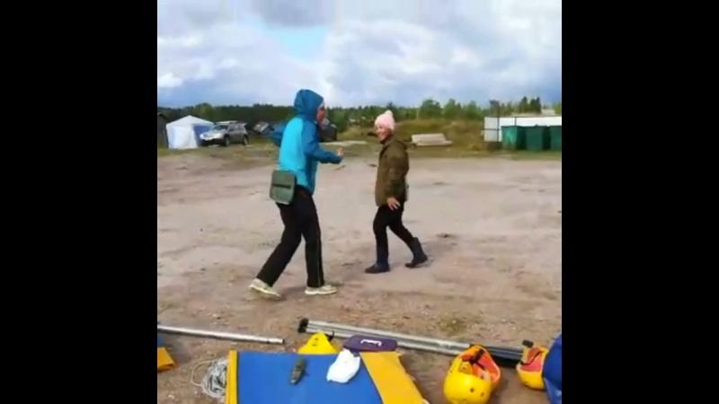 Пулонга. Карелия. 2017