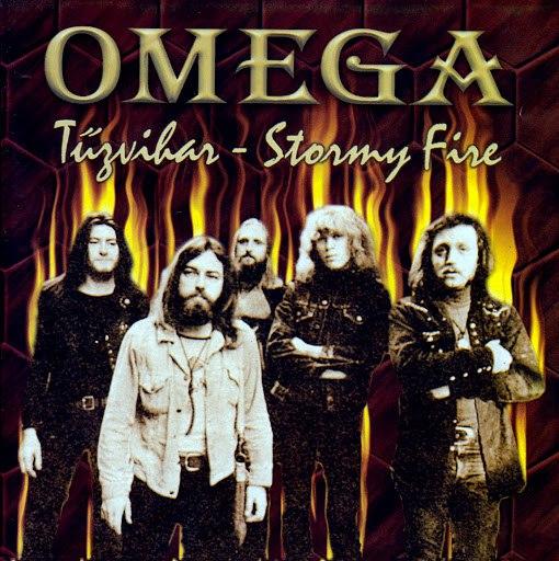 Omega альбом Tűzvihar (Stormy Fire)