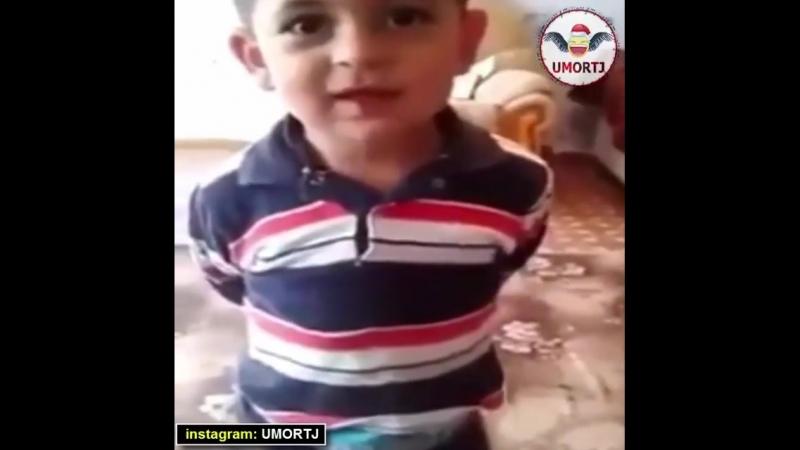 обезбашеный мальчик