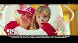 Виолетта Антонова, Елизавета Баскакова, Богдан Романов, Алексей Кухлий и Дмитрий Стасюк встречают весну и новую коллекцию в рекламном видео для сети магазинов Детский мир.