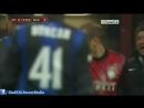Rodrigo Palacio playing as a Goal Keeper in InterMilan match Vs Hellas Verona_Coppa Italia 2013