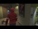 Михакер GTA 5 Online Смешные моменты 66 Новый DJ Плавание в воздухе Специальное рукопожатие