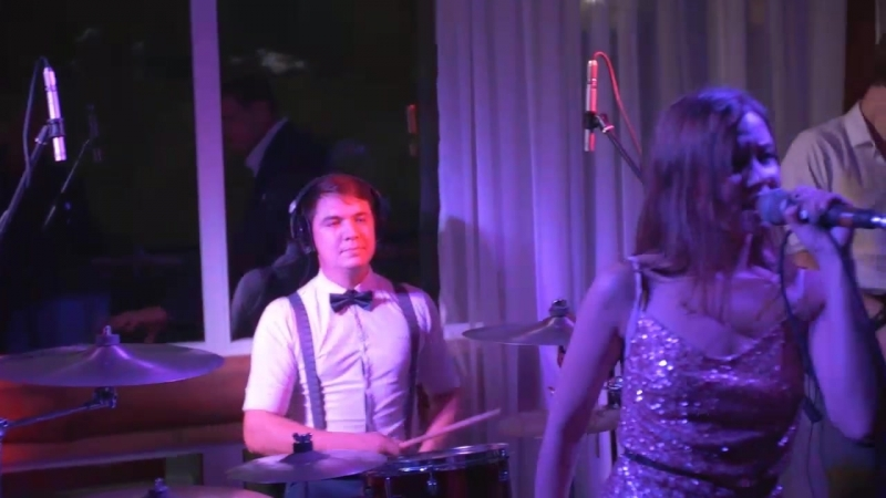 Группа ГЛЯНЕЦ - Южная ночь (Звери cover)