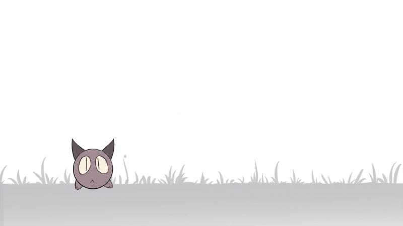 Неуклюжий котёнок