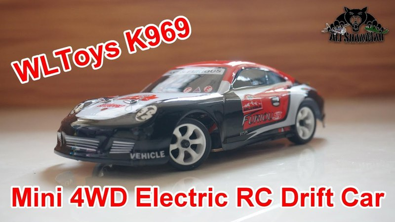 WLtoys K969 Mini Electric RC 4WD Drift Car 2 4Ghz Radio