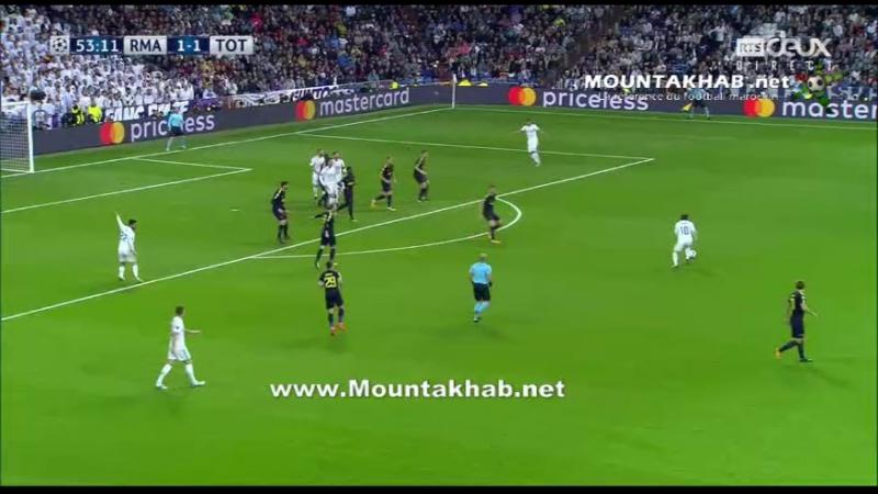 Achraf Hakimi vs Tottenham