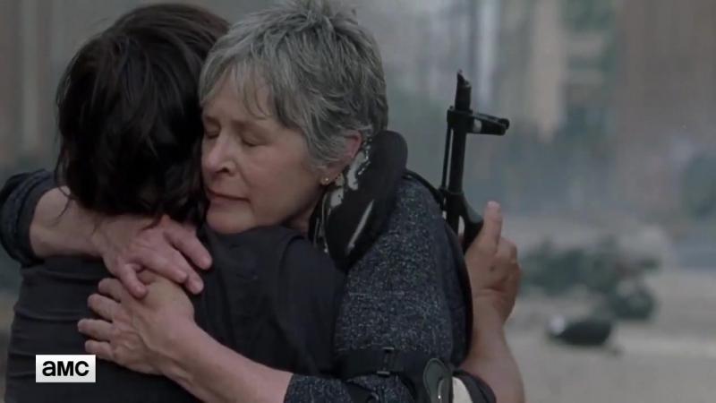 The Walking Dead- Season 8 Premiere Sneak Peek