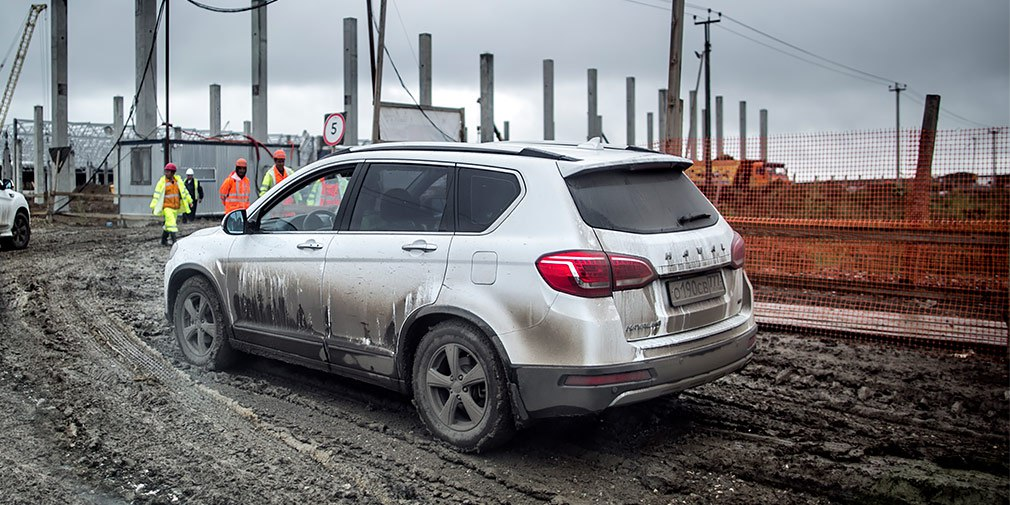 Ожидается, что сборка машин Haval на новом заводе начнется в 2019 год