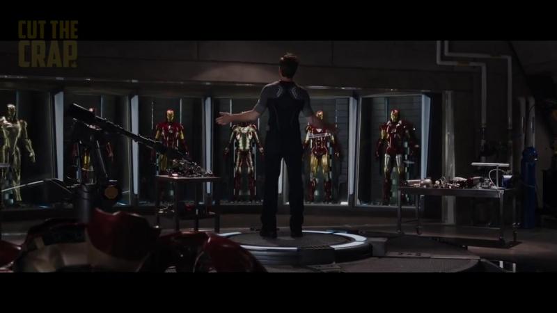 [Cut The Crap] Хронология киновселенной Марвел/Marvel   Пересказ КВМ до Мстители: Война Бесконечности 2018