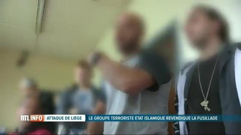 Belgique dans les prisons, les Belges sont minoritaires, minoritaires explique un surveillant