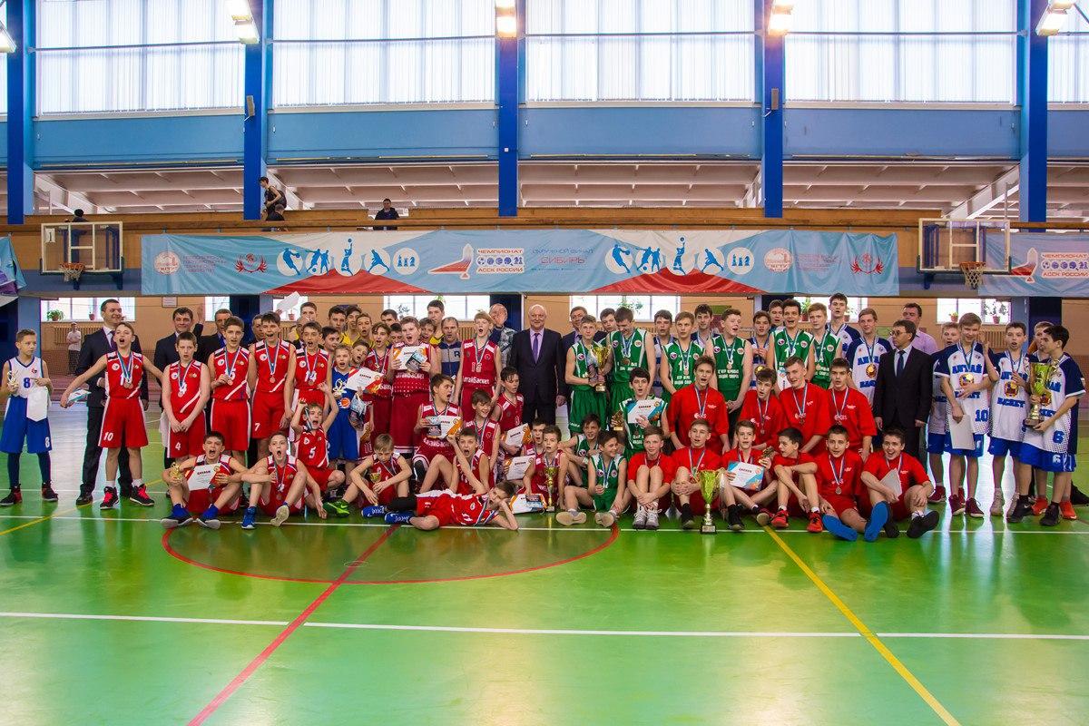 открытый городской турнир по баскетболу среди юношеских команд памяти Валентина Гераськова
