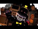 SFM/FNAF FNAF6 Ultimate Custom Night NIGHTMARE FREDBEAR SECRET JUMPSCARES Animated 😱😳😁