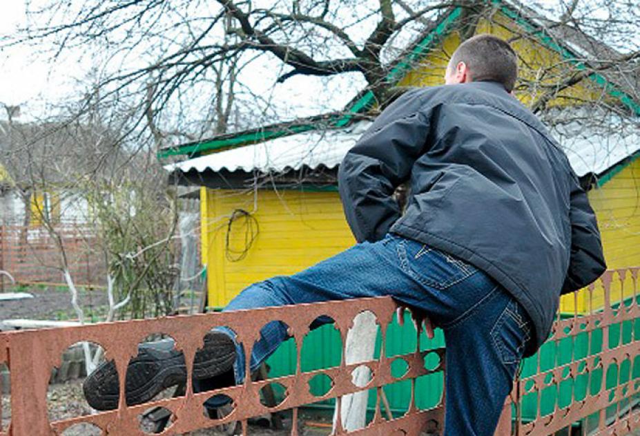 Под Таганрогом задержали 40-летнего вора-рецидивиста, орудовавшего на дачных участках