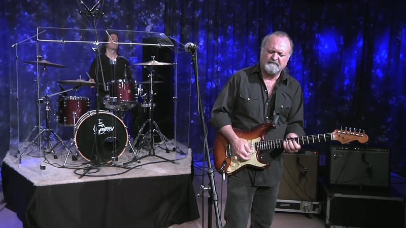Tinsley Ellis - Kiss Of Death - Don Odells Legends