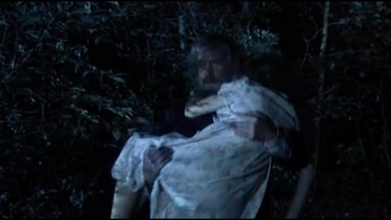 Медведь ночью в лесу похищает Женьку