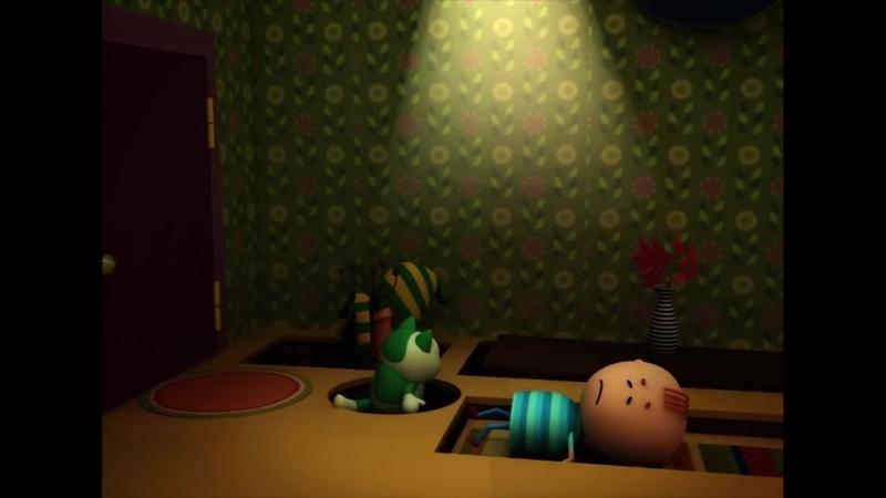 Аркадий Паровозов Почему опасно долго играть в компьютерные игры - мультфильм
