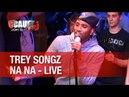 Trey Songz Na Na Live C'Cauet sur NRJ