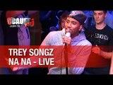 Trey Songz - Na Na - Live - C'Cauet sur NRJ